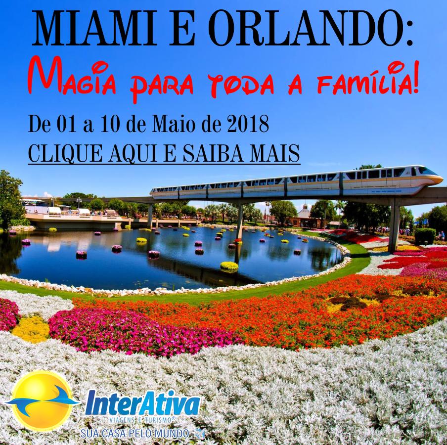 Miami e Orlando