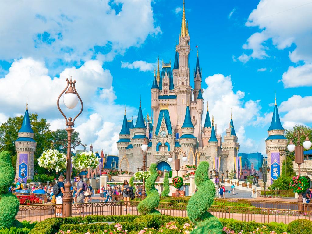 Miami e Orlando - Interativa Viagens - Magic Kingdom